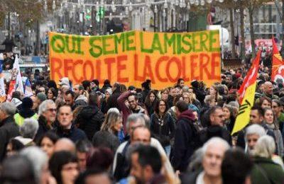 Francia: nuovo sciopero contro la riforma delle pensioni