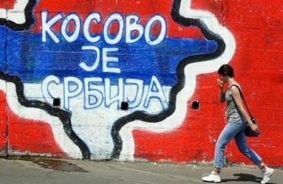 """""""Il Kosovo è Serbia. NATO go home!"""""""
