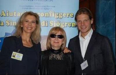 Il potere dell'arte, per raccontare la sindrome di Sjögren