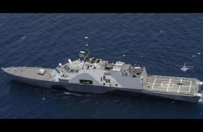 Fincantieri costruirà 4 navi da guerra per l'Arabia Saudita… negli Stati Uniti!