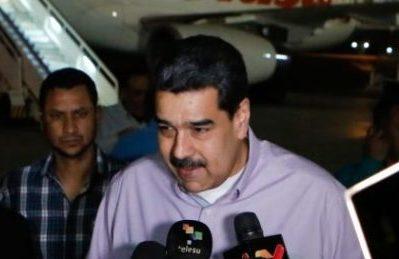 Maduro: cambiamenti anti-neoliberali avranno risultati favorevoli per l'America Latina