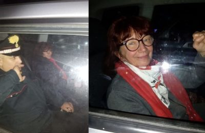 Arrestata Nicoletta Dosio, professoressa coraggiosa che si era opposta ai lavori della TAV