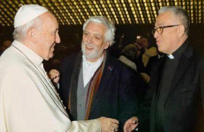Venezuela, il Papa incontra padre Numa Molina e Luciano Vasapollo