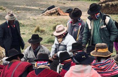 """Bolivia, """"Combatteremo. Il nostro popolo non sarà mai più sconfitto"""""""