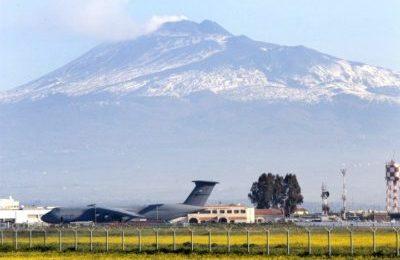 Tutt'altro che sicuri per il traffico aereo i nuovi droni AGS NATO di Sigonella