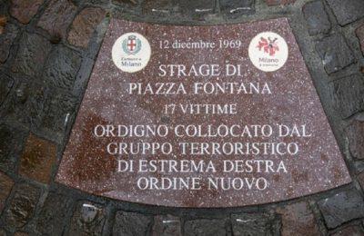 Piazza Fontana 50 anni dopo, la bomba che voleva fermare il movimento operaio