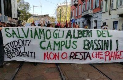 Parco Bassini, lettera aperta alle istituzioni dell'Intesa Stato Regione