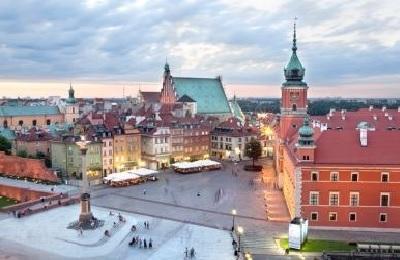 Premiato il lavoro di Varsavia per diventare più accessibile