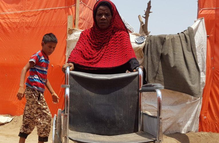 Yemen: abbandono ed esclusione di milioni di persone con disabilità