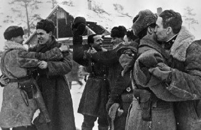 18 Gennaio 1943. L'Armata Rossa rompe l'assedio della Germania nazista