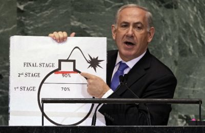Israele è la vera minaccia nucleare in Medio Oriente