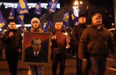 Ucraina, Capodanno neonazista: celebrato il compleanno del collaboratore nazista Bandera