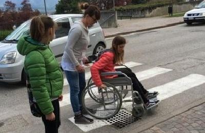 Un grande impegno per l'accessibilità in Val di Non