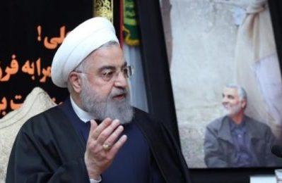 """Iran: Possono aver """"tagliato"""" la mano di Soleimani, ma agli Usa sarà """"amputata la gamba"""""""