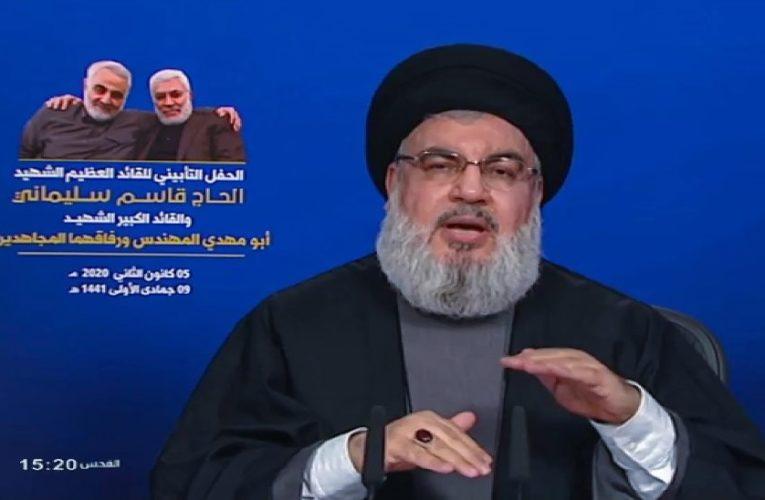 Hezbollah: Quando le bare dei soldati americani inizieranno a tornare negli Usa, Trump realizzerà che ha perso la regione