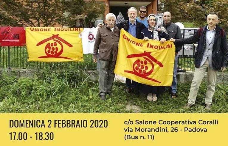 Iniziativa di solidarietà: la difesa del diritto alla casa è un diritto, non un crimine!