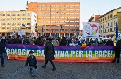 A Bologna la 5^ Marcia della Pace e dell'Accoglienza