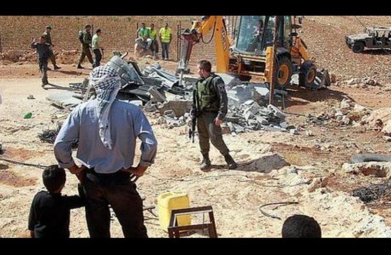 Israele ruba altra terra ai palestinesi con il pretesto di creare riserve naturali
