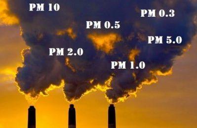 Allarme Smog, report sui dati della prima metà di gennaio, polveri sottili alle stelle