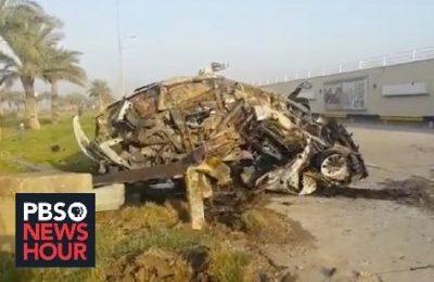"""""""Soleimani, è guerra ibrida tra Iran e USA"""""""