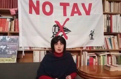 Rosalba Romano in solidarietà con Nicoletta Dosio e con tutti gli attivisti No TAV arrestati