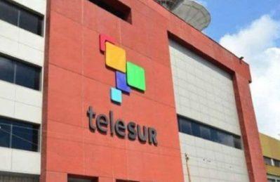 TeleSUR, minacciata da Guaidó, chiama a difendere l'informazione come diritto umano