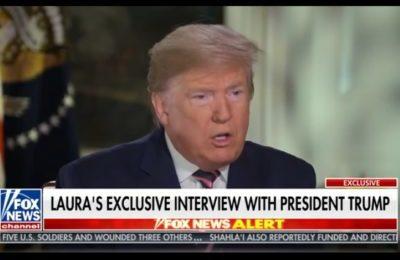 Trump si vanta ancora di aver lasciato le truppe Usa in Siria per rubare il petrolio