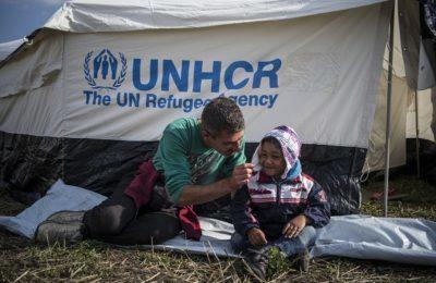 Rifugiati, l'UNHCR all'UE: il 2020 sia l'anno del cambiamento per la protezione