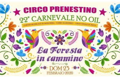 Roma, al Parco delle Energie il 22° Carnevale No Oil