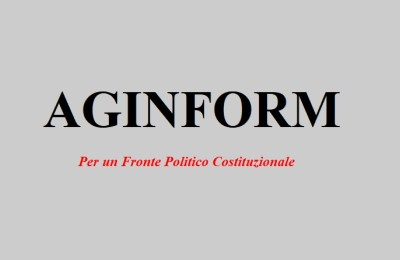 """""""I comunisti e il Fronte Politico Costituzionale"""""""
