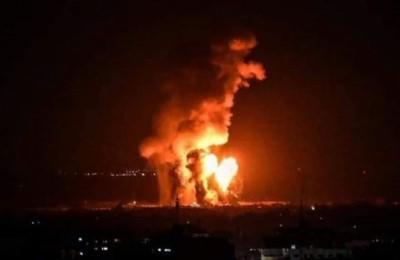 A Gaza e in Siria ripresi i bombardamenti di Israele. Uccisi 3 palestinesi delle Brigate Al Quds