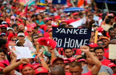 Di ritorno da Caracas dopo il 1° incontro mondiale contro l'imperialismo