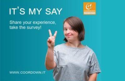 Diventa internazionale l'indagine sul sentire delle persone con sindrome di Down
