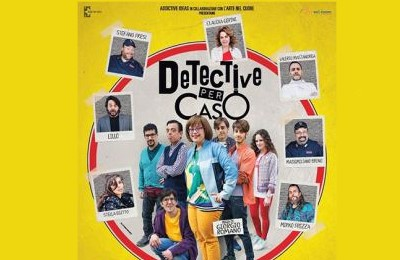 """Detective per caso"" è disponibile anche in DVD"
