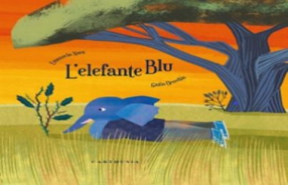 L'elefantino Blu che aiuta a parlare di malattie metaboliche ereditarie