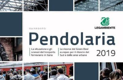 Rapporto Pendolaria di Legambiente, analisi annuale del trasporto ferroviario in Italia