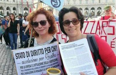 Raccolta fondi per aiutare Rosalba Romano per ricorrere in Cassazione contro condanna