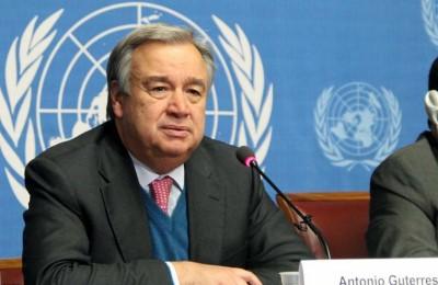 """Coronavirus: Guterres (Onu), """"chiedo un immediato cessate il fuoco globale in tutti gli angoli del mondo"""""""