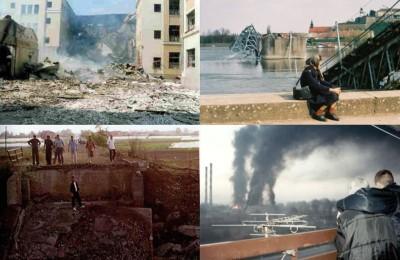 Bombe su Belgrado, 21 anni dalla distruzione della Jugoslavia per mano della NATO