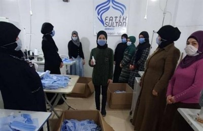 La Russia sfida le sanzioni USA e invia ambulanze alla Siria per aiutarla a combattere il Covid-19