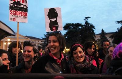 Coronavirus, vietato lo sciopero femminista del 9 marzo