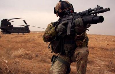 1.800 miliardi di dollari per spese militari, mentre avanza il coronavirus
