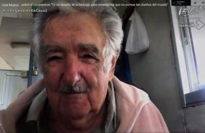 Pepe Mujica: Il Coronavirus ci ricorda che non siamo proprietari del mondo