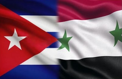 Siria e Cuba rafforzano le loro relazioni per affrontare il blocco economico degli USA