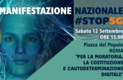 STOP5G DISconnessi Speciale 12 Settembre