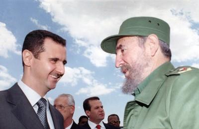"""Cuba: """"La resistenza del popolo siriano è essenziale per il destino dell'umanità"""""""