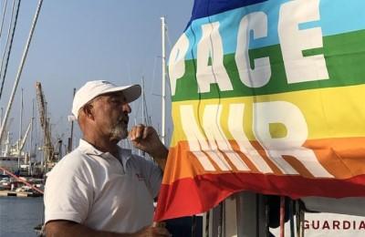 """In barca a vela a Trappeto -""""Danilo Dolci e la lotta nonviolenta alla mafia oggi"""""""