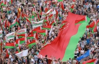 La Bielorussa che resiste e che viene censurata dal mainstream mondiale