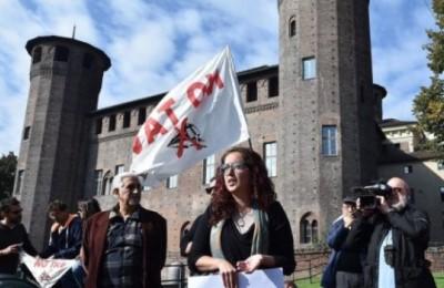 NOTAV, Giuristi Democratici: Dana Lauriola, un'incarcerazione inspiegabile ed inaccettabile