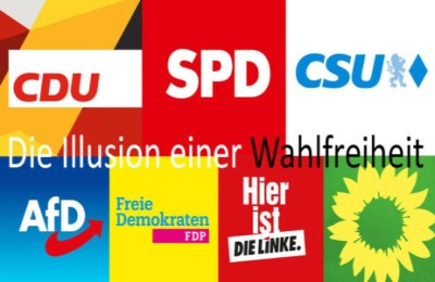 """""""Cinque domande e osservazioni sulla democrazia elettorale in Germania"""""""
